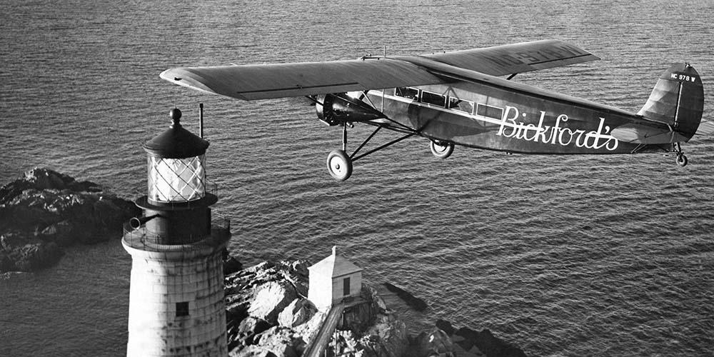 Flying Santa Aircraft